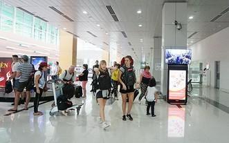 圖為疫情爆發前的富國國際機場一景。(圖源:陶鸞)