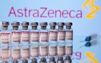 9月21日,意大利政府決定透過COVAX機制向越南額外捐贈79.6萬劑阿斯利康疫苗。圖為阿斯康利新冠疫苗。(圖源:路透社)