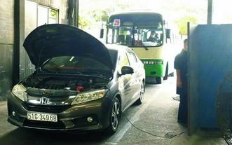 據越南登檢局告知,全國各登檢中心每天可滿足3萬2480多輛車的檢定需求。