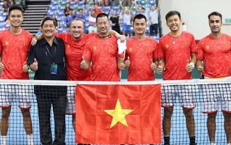 越南網球隊。(圖源:互聯網)