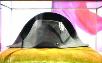 拿破崙雙角帽以 122 萬歐元拍出