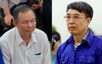 阮輝班(左圖)與黎白紅(右圖)。(圖源:VTC)