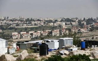 以色列土地管理局24日宣佈,在約旦河西岸興建1355套定居點住房項目開始招標。(圖源:互聯網)