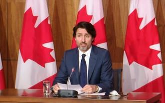 加拿大總理特魯多。(圖源:互聯網)