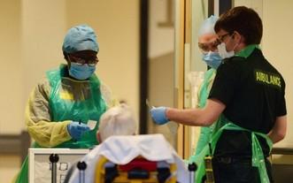 英國政府計劃為醫療體系額外撥款59億英鎊,以加快處理因新冠疫情而積壓的醫療服務。(圖源:AFP)