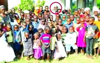 津巴布韋男子擁有 151 個孩子