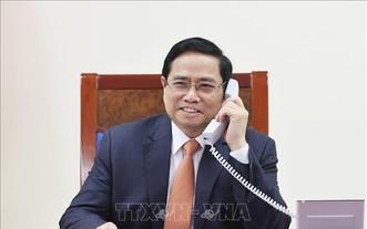 政府總理范明政 (圖源:TTXVN)