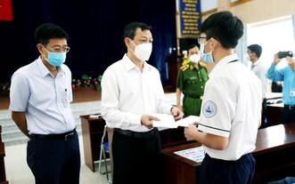 因疫情失親人學生獲得助學金