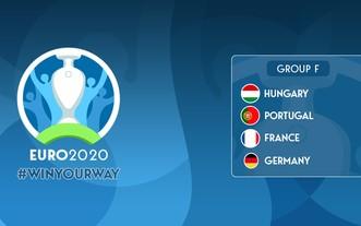 2020年歐洲盃F組(圖源:互聯網)