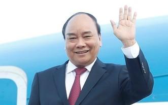 國家主席阮春福。