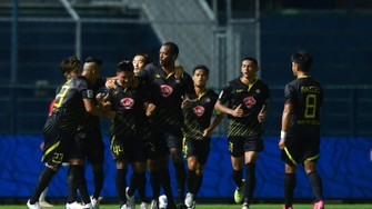 Kaya IIoilo là đối thủ cuối cùng của Viettel FC tại vòng bảng AFC Champions League 2021. Ảnh: AFC