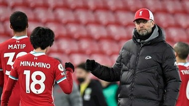 HLV Jurgen Klopp thừa nhận Liverpool đang trong giai đoạn khó khăn. Ảnh: Getty Images