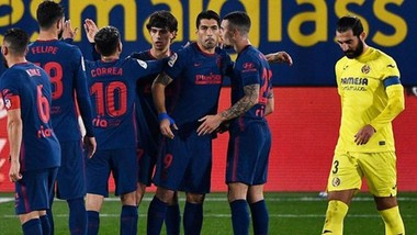 Atletico Madrid đã tìm thấy chiến thắng kịp lúc.