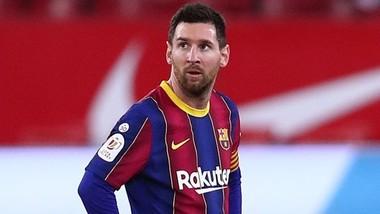 Giữ chân Lionel Messi là ưu tiên số 1 của các ứng viên Chủ tịch Barca. Ảnh: Getty Images