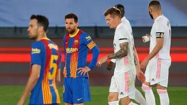 Chính phủ Tây Ban Nha hy vọng Real Madrid, Barcelona thay đổi quyết định.