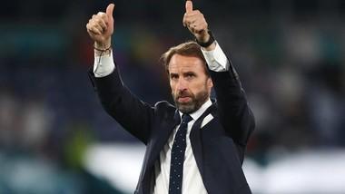 HLV Gareth Southgate đang giúp tuyển Anh phát triển ổn định.