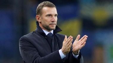 Andriy Shevchenko chia tay tuyển Ukraine sau 5 năm.