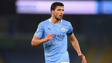 Ruben Dias đã có một mùa giải ra mắt thật sự khó tin ở Man.City.