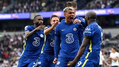 Chelsea tiếp tục tỏ rõ sức mạnh khi giành chiến thắng thuyết phục 3-0 tại Tottenham. Ảnh: Getty Images