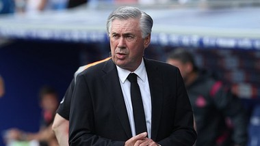 HLV Carlo Ancelotti mong chờ vào một sự thay đổi từ Real Madrid.