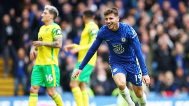 Mason Mount đã có màn tỏa sáng rực rỡ cùng Chelsea. Ảnh: Getty Images
