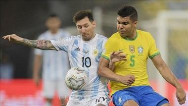 Argentina và Brazil sẽ vắng mặt nếu World Cup diễn ra 2 năm một lần.