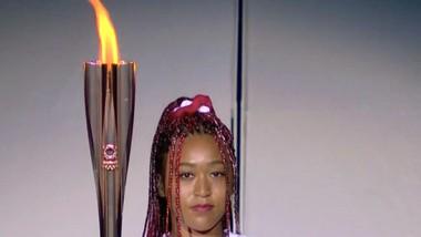 Osaka châm đuốc lên đài lửa Thế vận hội