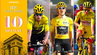 Tour de France quy tụ hầu hết các tay đua mạnh thế giới