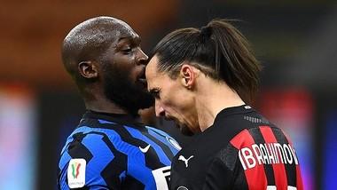 Lukaku và Ibrahimovic đã muốn động thủ ngay trên sân