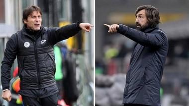 Antonio Conte và Andrea Pirlo