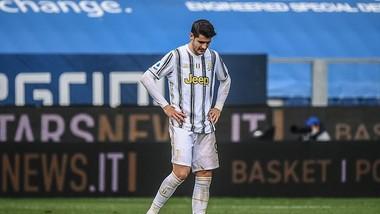 Alvaro Morata tiếp tục gây thất vọng