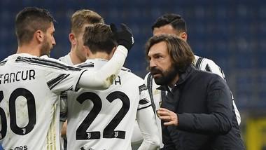 Juventus c ủa Pirlo bị đánh giá là thiếu nhất quán và ổn định