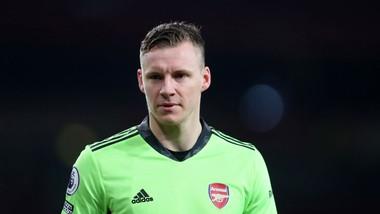 Bernd Leno vẫn muốn gắn bó với Arsenal
