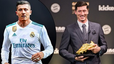 Lewandowski đâu cần khoác áo Real Madrid để chứng tỏ bản thân
