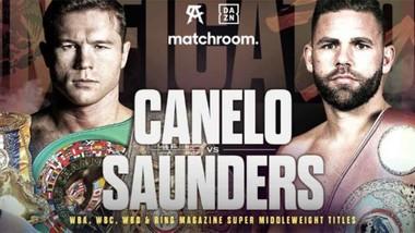 Canelo sẽ đấu Saunders vào tháng 5