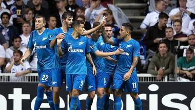 Zenit không hứng thú với Super League