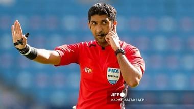 Trọng tài Mohammed Hassan
