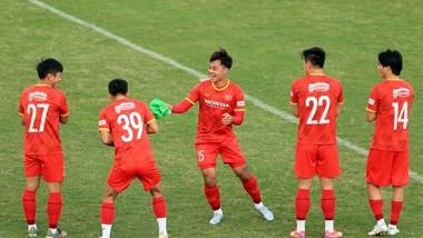 Các tuyển thủ Việt Nam sẽ được nghỉ ngơi về thăm gia đình vào giữa tuần này