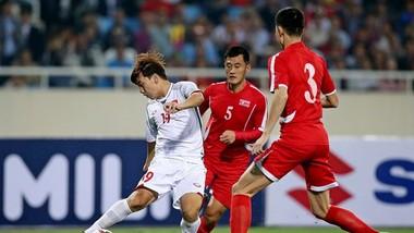 Sự trở lại của Minh Vương lúc này là rất kịp lúc cho ông Park. Ảnh: MINH HOÀNG