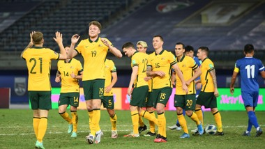 Chiến thắng của Australia trước Jordan gián tiếp giúp đội tuyển Việt Nam đi tiếp. Ảnh: FIFA
