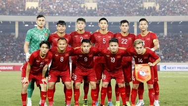FIFA dành nhiều lời khen về sự tiến bộ của đội tuyển Việt Nam. Ảnh: FIFA