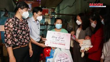 """Chương trình """"Đồng hành vượt cạn"""" đã hỗ trợ 1.000 thai phụ có hoàn cảnh khó khăn"""