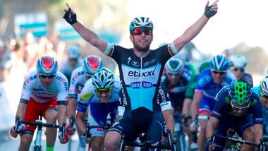 Mark Cavendish từng thắng chặng nhiều Tour lớn.