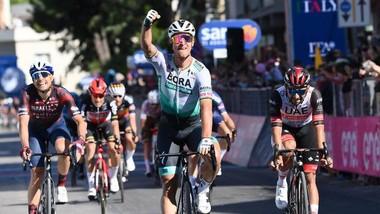 Peter Sagan chiến thắng chặng 10