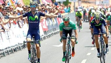 Alejandro Valverde là một tay đua nổi tiếng của Tây Ban Nha
