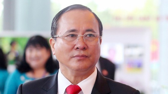 Police take legal action against ex-leader of Binh Duong