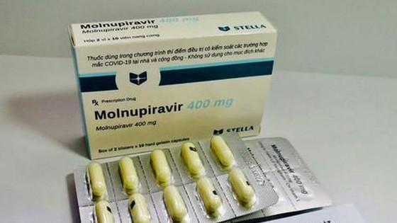 Hướng dẫn sử dụng thuốc Molnupiravir cho người F0 có triệu chứng nhẹ
