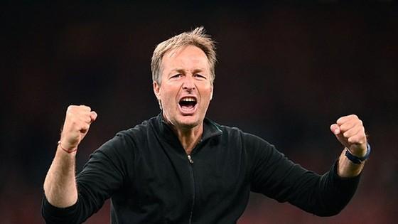 HLV Kasper Hjulmand tin rằng Đan Mạch hoàn toàn xứng đáng đi tiếp.