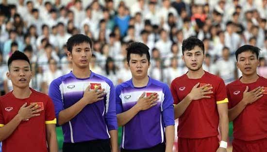 Đội tuyển futsal Việt Nam được trao giải fair-play