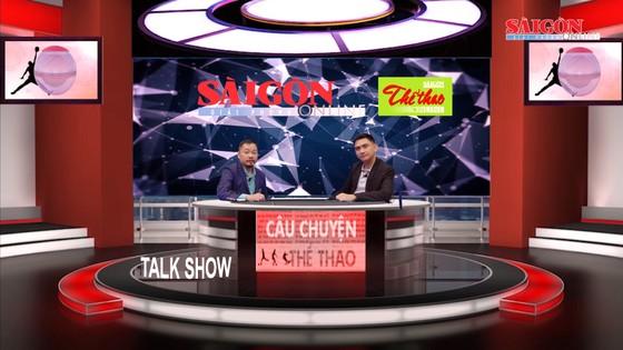 Talk show Cau chuy?n th? thao s? ??u tiên v?i c?u HLV Nguy?n Tu?n Phong